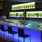 Sleek Modern Home Bar Counter Designs