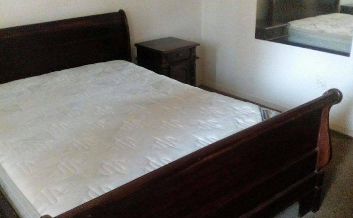 Sleigh Bed Persequor Park Olx