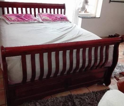 Sleigh Bed Sale Johannesburg Cbd Olx