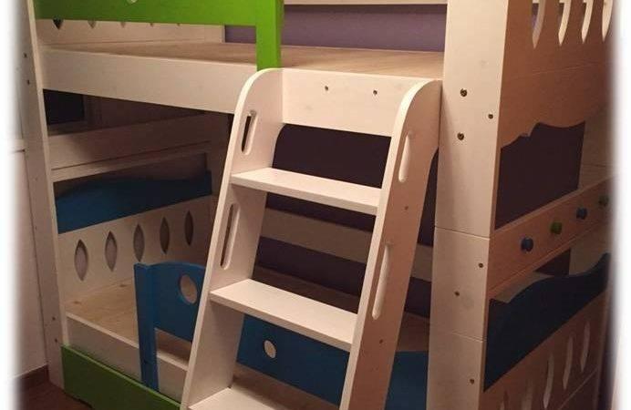 Slide Pjt Nautical Loft Bed Furniture