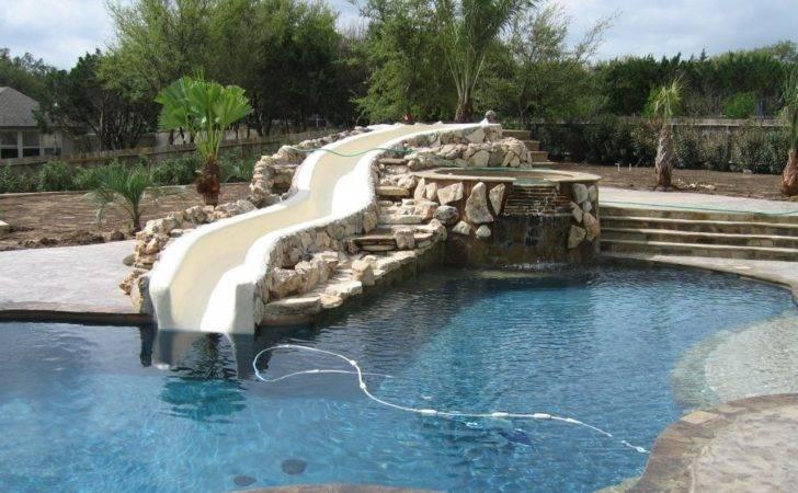 Slides Kids Swimming Pool Designs Top