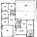 Sliding Door Floor Plan