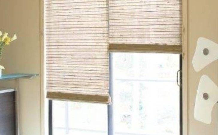 Sliding Door Treatment Pinterest Window Covering Patio