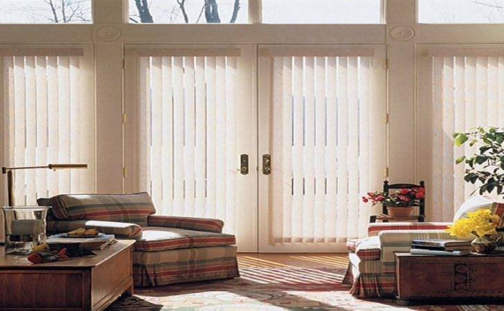 Sliding Door Window Treatment Ideas Curtains Glass Doors