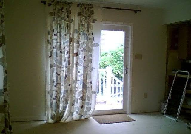 Sliding Glass Doors Door Window Treatment