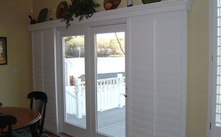 Sliding Glass Doors Valances