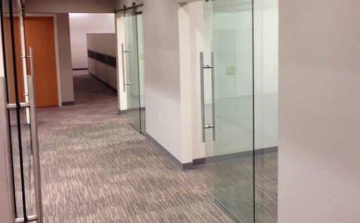 Sliding Office Doors Tempered Glass Pipeline Sliders Area