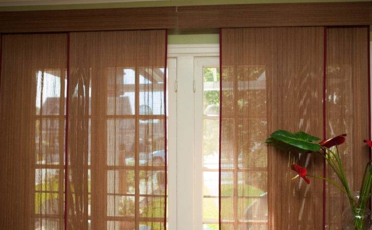 Sliding Panels Glass Doors