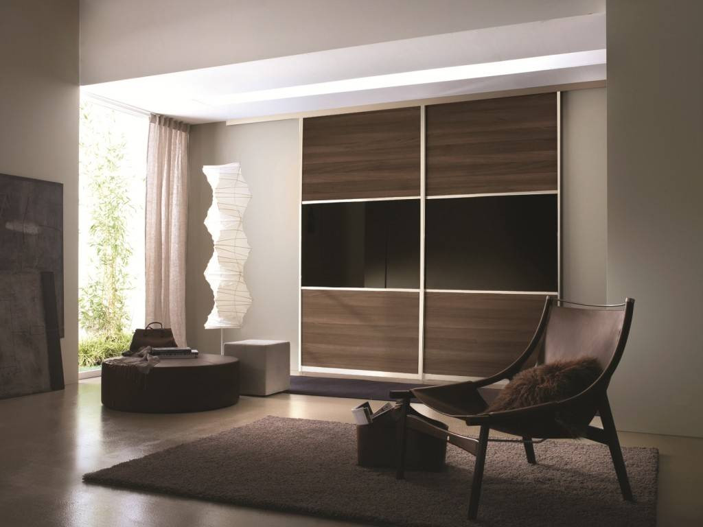Sliding Wardrobe Doors Interiors Design Ideas