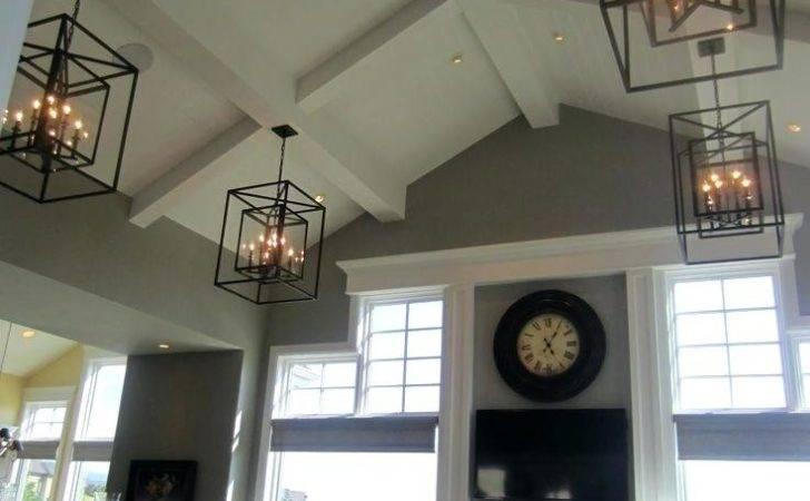 Sloped Ceiling Lighting Solutions Medium