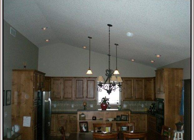 Sloped Recessed Lighting Fixtures Ceiling