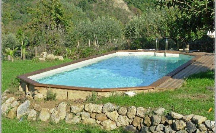 Small Backyard Landscaping Ideas Above Ground Pool Mystical