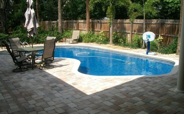 Small Backyard Landscaping Swimming Pool Via Homesthetics