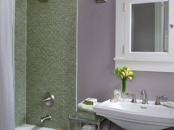 Small Bathrooms Can Save Space Pedestal Sink