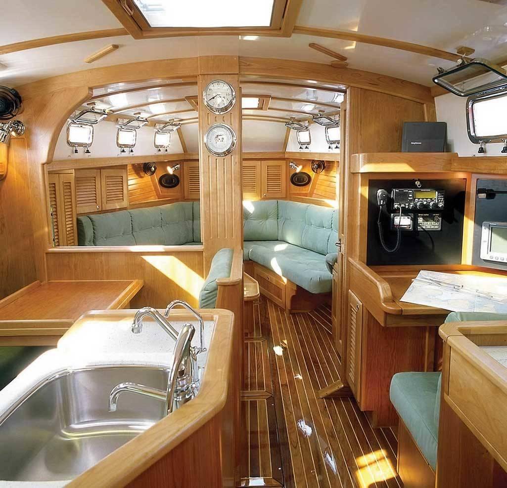 Small Boat Interior Design Ideas Decobizz