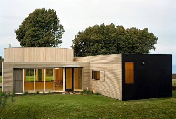 Small Budget Building Fabulous Contemporary Home Freshome