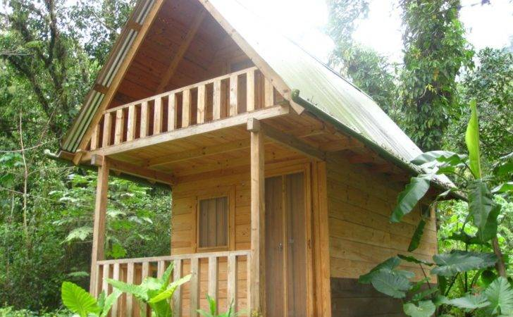 Small Cabin Plans Loft Inexpensive Cabins