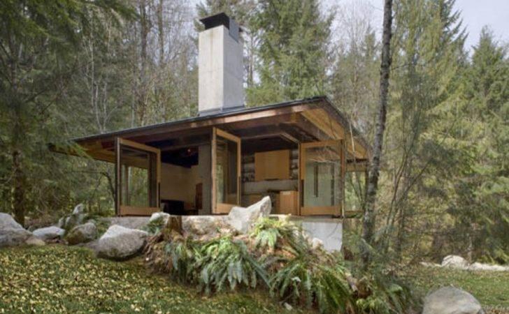 Small Cabin Plans Modern House Design