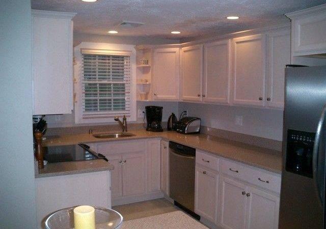 Small Cape Cod Kitchen Remodel Open Walls Pinterest