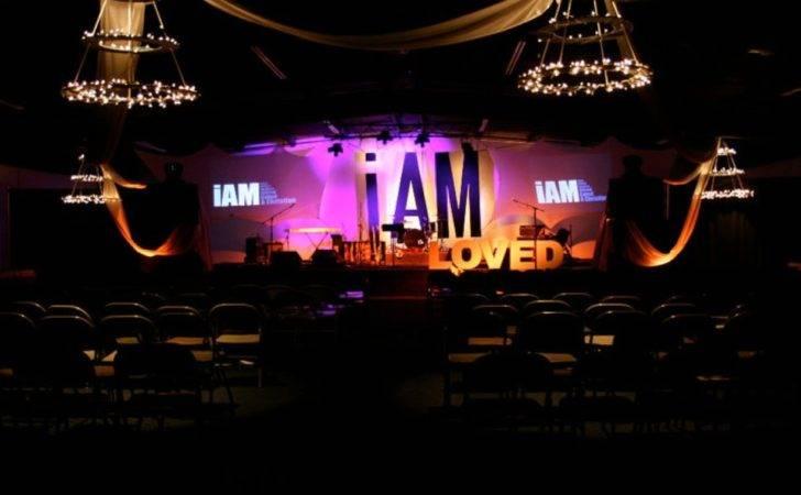 Small Church Stage Design Ideas Joy Studio Best