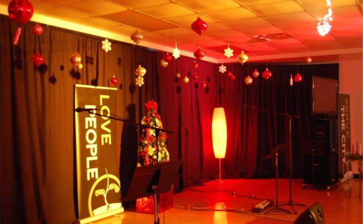 Small Churches Stage Design Joy Studio Best