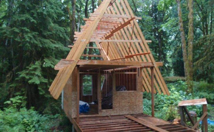 Small Frame Cabin Plans Very Designs