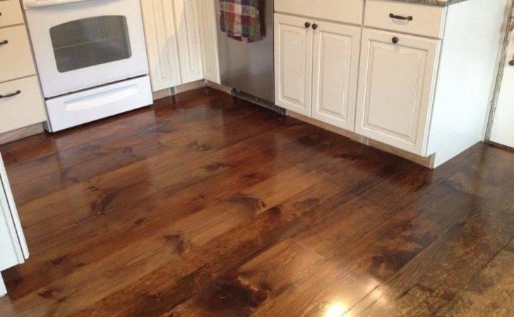 Small Galley Kitchen Design Layout Ideas Hardwood Flooring