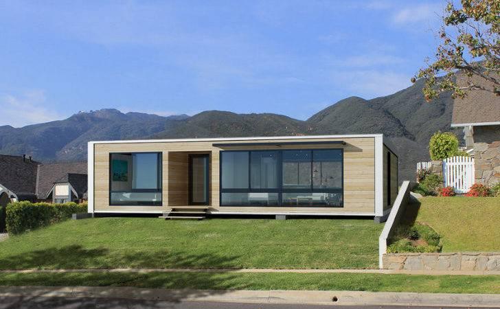Small Green Homes Modular Modern Home