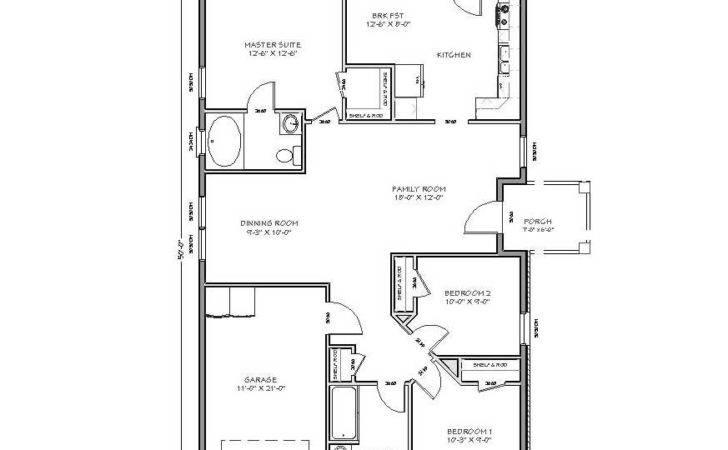Small Home Designs Floor Plans Bedroom