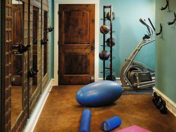 Small Home Gym Layout Imgarcade Arcade