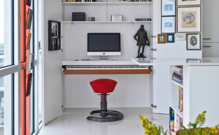 Small Home Office Designs Decorating Ideas Design Trends
