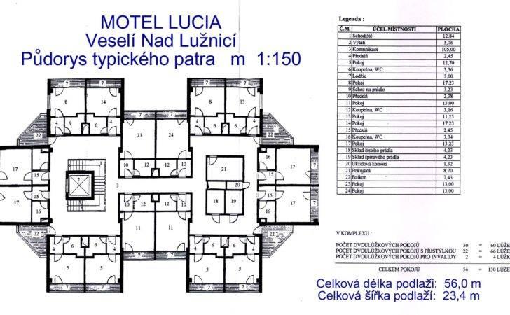 Small Hotel Floor Plan Design