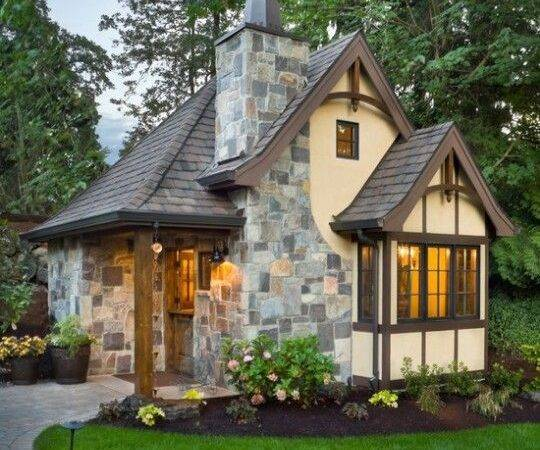 Small House Cottages Design Little