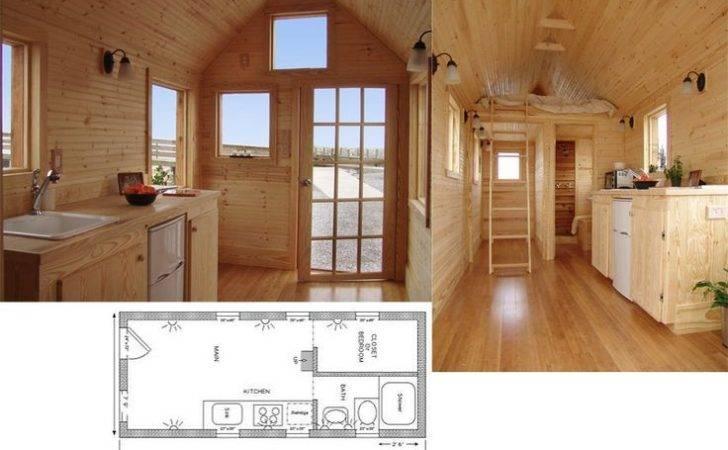 Small Houses Tiny Texas Below Jay Shafer Tumbleweed