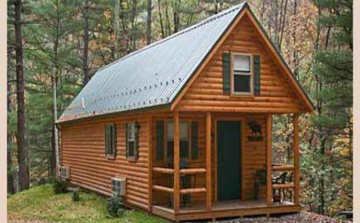 Small Hunting Cabin Plans Simple Shack