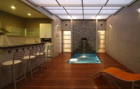 Small Indoor Swimming Pool Casa Spa