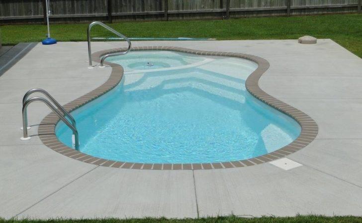 Small Inground Pool Benefits Difficulties Backyard