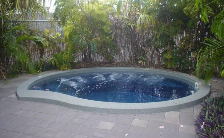 Small Inground Pool Bing Dream Home Pinterest