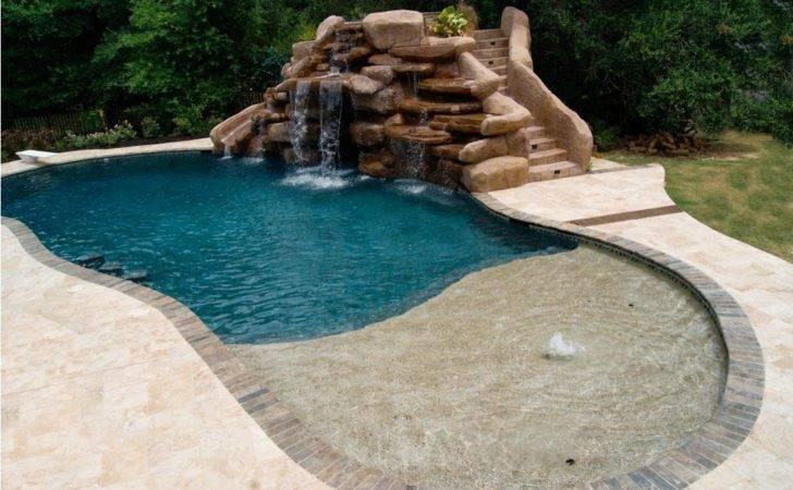 Small Inground Pool Ideas Kits