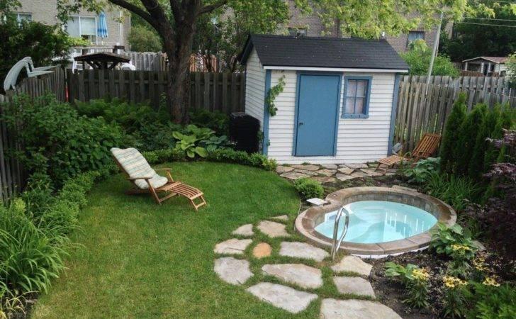 Small Inground Pool Ideas Swimming Kits