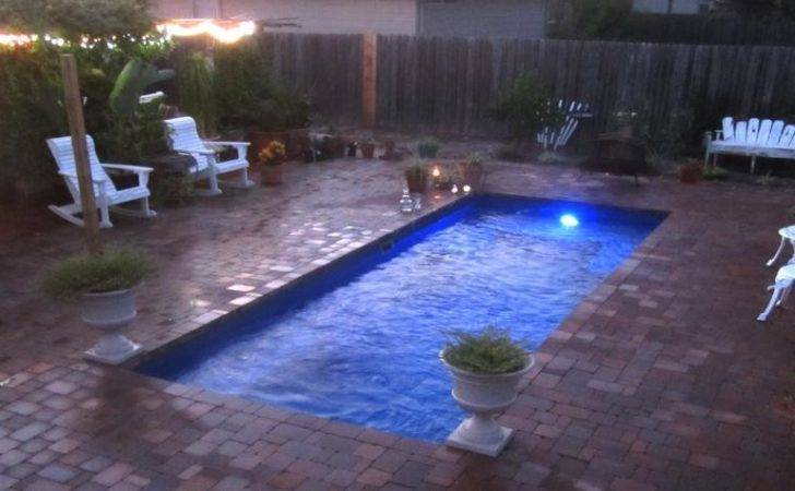 Small Inground Pools Cost Swimming Photos
