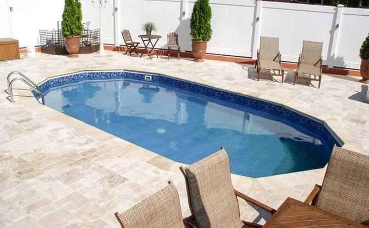 Small Inground Pools Massachusetts Pool Builder