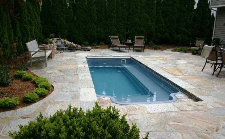 Small Inground Pools Spaces