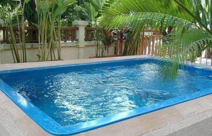 Small Inground Pools Yards Underground Swimming