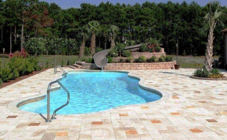 Small Inground Swimming Pool Pools Ideas