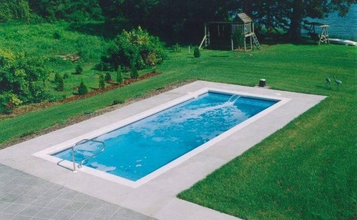 Small Lap Pool Pools Home