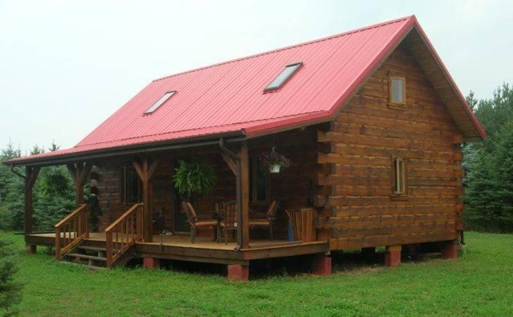 Small Log Home Designs Plans Design