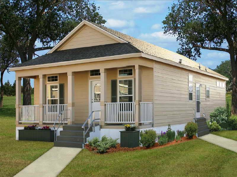 Small Lot Modular Home Plans Modern