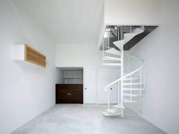 Small Minimalist Home Design Square Meter