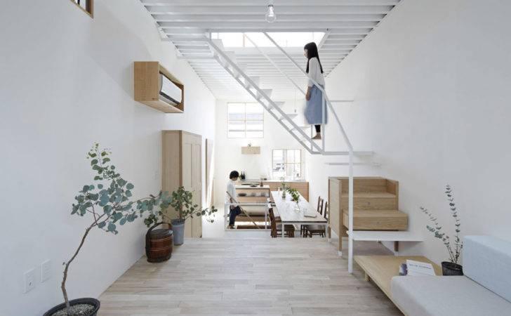 Small Minimalist House Itami Journal